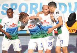 Çaykur Rizespor - Akhisarspor: 3-1