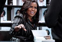 ABDnin en hayran olunan kadını Michelle Obama