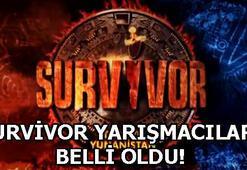 Survivor 2019 yarışmacıları belli oldu İşte Survivor 2019 ilk fragmanı