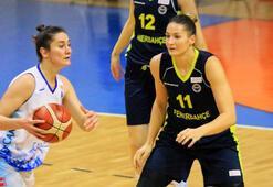 Canik Belediyespor -  Fenerbahçe: 49-108