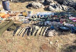 Saldırı hazırlığındaki 3 PKK'lı sağ yakalandı