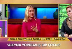 Pınar Eliçe: Lerzan Mutlu programımın bitmesine sebep oldu