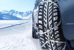 Zorunlu kış lastiği takmayanlara 625 lira ceza kesilecek