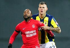 Ümraniyespor - Fenerbahçe: 1-0 (İşte maçın özeti)