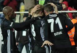 Beşiktaşta yüzler gülüyor