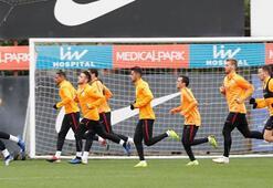 Galatasarayda Porto hazırlıkları başladı