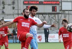 1461 Trabzon-Ümraniyespor: 3-1