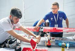 Teknoloji odaklı projeler yarışıyor