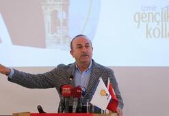 Bakan Çavuşoğlu: İzmirliler buna müsaade etmez
