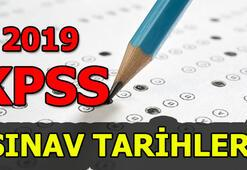 KPSS ne zaman ÖSYM 2019 KPSS tarihlerini açıkladı