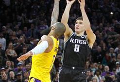 Los Angeles Lakersı Bogdan Bogdanovic yıktı