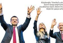 İstanbul'u yeniden marka yapacağım