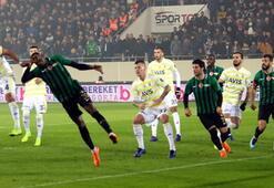 Akhisarspor - Fenerbahçe: 3-0 (İşte maçın özeti)