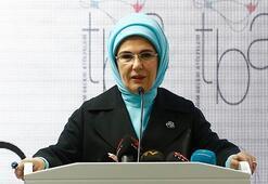 Emine Erdoğan: Kadın inanırsa o işin başarı oranı artıyor