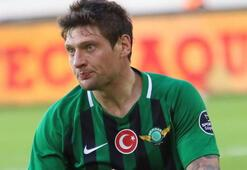 Galatasarayın gözdesi Seleznyov, altyapı takımı ile çalışıyor