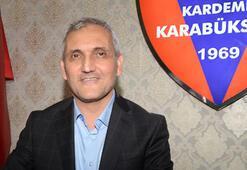 Karabüksporda 5 yöneticinin istifa ettiği iddiası