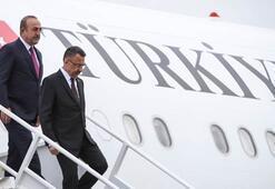 Türk heyetinin ziyaretine dünyanın dört bir yanından destek