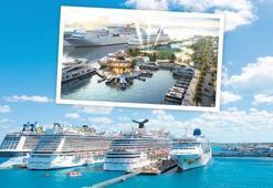 Karayip'te limanlar Türklerin