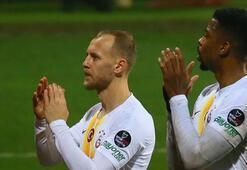 Semih Kaya 603 gün sonra Galatasaray formasıyla