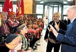 Erdoğan, yılın son Muhtarlar Toplantısı'nda konuştu: Halkın desteğini alan meşrudur
