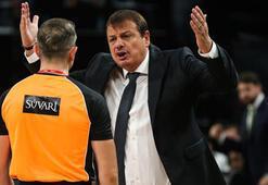 Ergin Ataman: Kaos basketboluyla kazandık