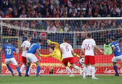 Polonya - İtalya: 0-1