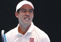Avustralya Açık'ta zor maçı Kei Nishikori kazandı