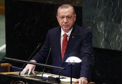 Cumhurbaşkanı Erdoğandan BM mesajı: İstanbulun BM merkezi olması için...