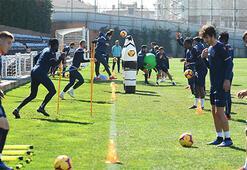 Başakşehirde Fenerbahçe hazırlıkları sürüyor