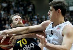 Beşiktaş Sompo Japan: 58 - Fenerbahçe Beko: 79