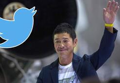 Japon milyarder Twitterda retweet rekoru kırdı: 4 milyon RT