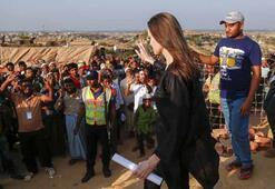 Angelina Jolie bu kez oraya gitti