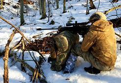 PKKya ağır darbe Hepsi imha edildi