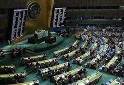 BMden Kuzey Koreye kınama kararı