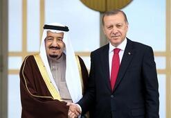 Son dakika... Suudi Kral Selman Cumhurbaşkanı Erdoğanı aradı