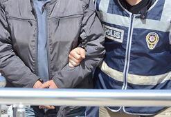 Terör operasyonunda gözaltına alınan HDPli eski başkan tutuklandı