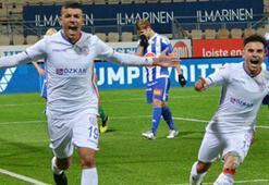 Altınordu, UEFAda turladı
