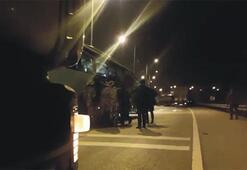 Ortağını vurup kaçmıştı Otobüs şoförünü rehin alıp...