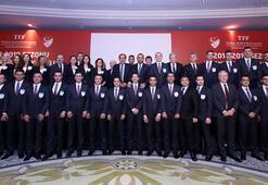 2019 yılı FIFA hakemlerine kokartları törenle takıldı