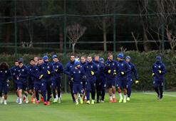 Fenerbahçede Atiker Konyaspor hazırlıkları tamam