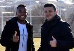 Robinho, eski takımı Sivassporu ziyaret etti