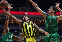 Fenerbahçe - Darüşşafaka Tekfen: 100-79