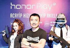 Oyuncu telefonu  Honor Play Türkiye'de
