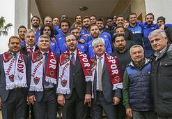 Bakan Kasapoğlu: Hatay Stadı bu yıl tamamlanacak