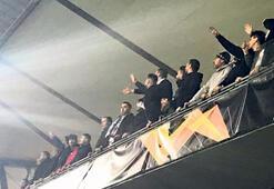 Beşiktaşa formasız destek