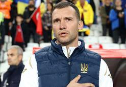 Andriy Shevchenko: Hakanın geleceği parlak