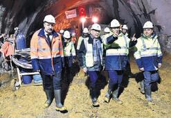 Narlıdere metrosu tam gaz