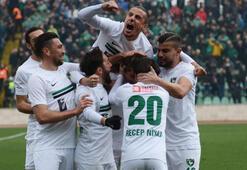 Denizlispor: 5 - Adana Demirspor:  1