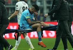 Trabzonspora Sosa ve Toureden kötü haber