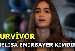 Survivor Melisa Emirbayer kaç yaşında Nereli